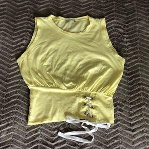 Zara Basic Collection Sleeveless Top